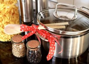 checkliste erste eigene wohnung - küchenausstattung