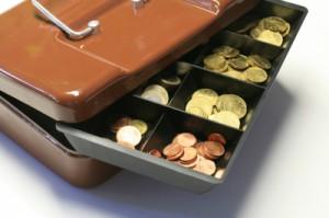 Flohmarkt Tipps: Kasse