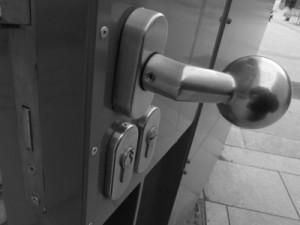 Einbruchschutz: Einbruchsichere Haustür