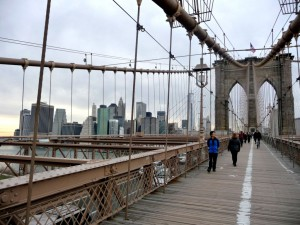 Checkliste NewYork Brooklyn Bridge