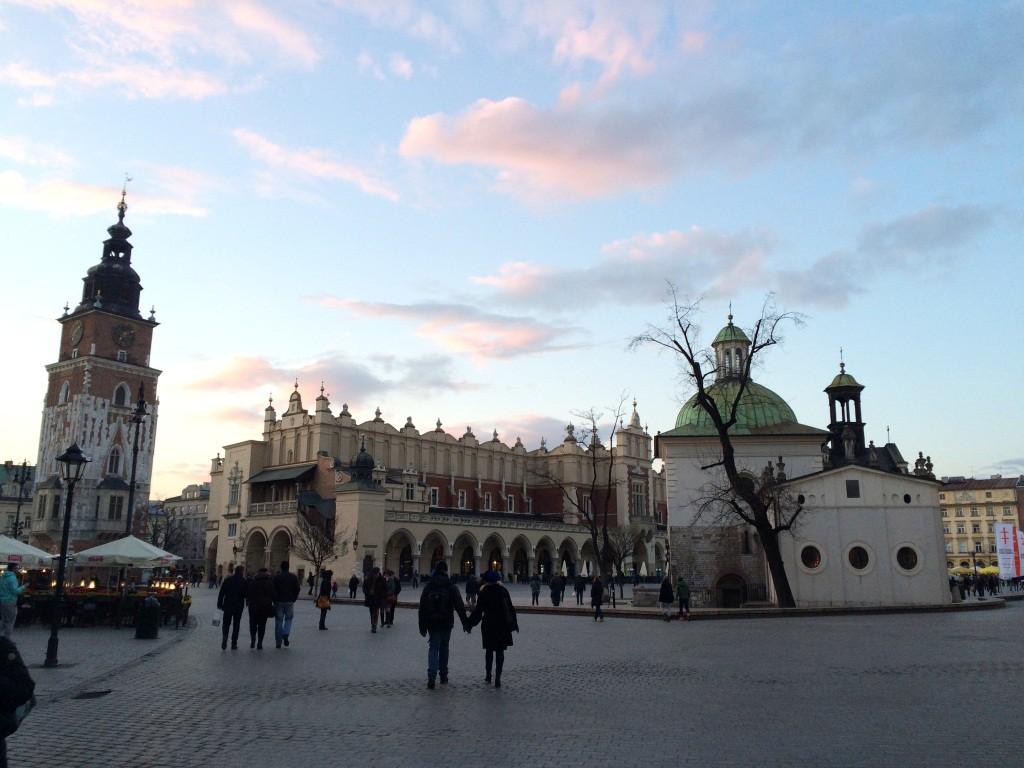 Checkliste Städtereise Krakau - Hab ich alles