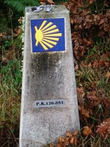 Packliste Pilgern - Wegweise Jakobsweg